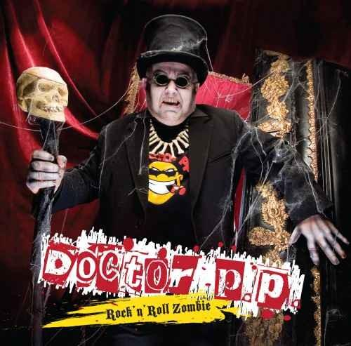 Doctor P.P. : CD Rock\'n\'roll Zombie